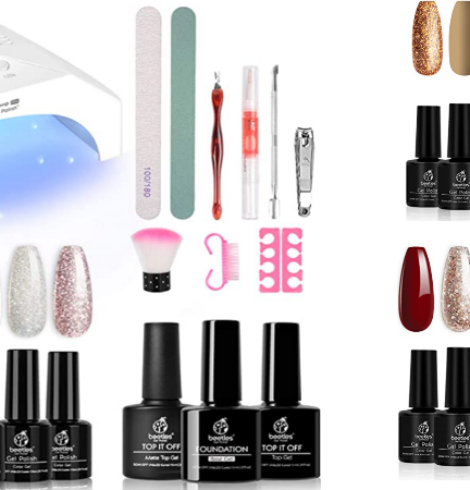 Save on Beetles Nail Kit and Gel Polish – Today Only!