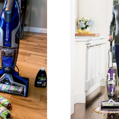 Bissell Crosswave Pet Pro All in One Wet Dry Vacuum Cleaner and Mop for Hard Floors and Area Rugs!