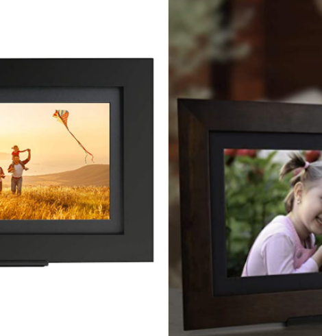Brookstone PhotoShare Smart Digital Picture Frames – Deal of the Day!
