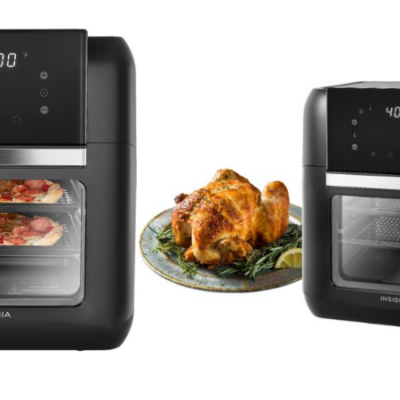 Insignia – 10 Qt. Digital Air Fryer Oven 60% Off: Today Only!