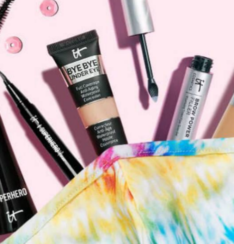 IT Cosmetics B1G1 Free Cosmetics + Free Gift Offer!