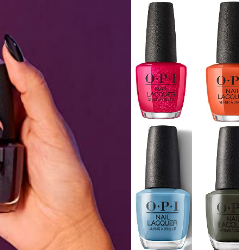 OPI Nail Polish Scotland Collection Deal!