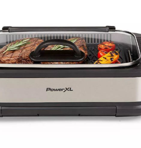 PowerXL – Smokeless Grill Pro Only $70 Shipped (Regular $120) – Today Only!