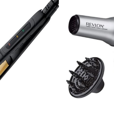 Revlon 1875W Volumizing Turbo Hair Dryer Deal!