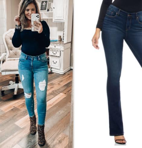 My Favorite New Jeans – Sofia Jeans by Sofia Vergara from Walmart Fashion!