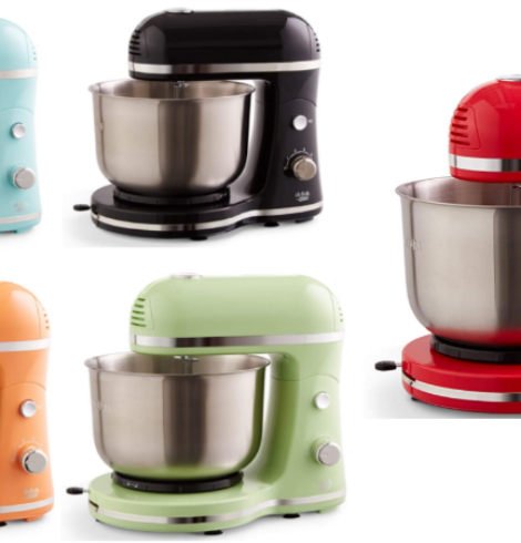 Delish by DASH Compact Stand Mixer 3.5 Quart – Deal of the Day!