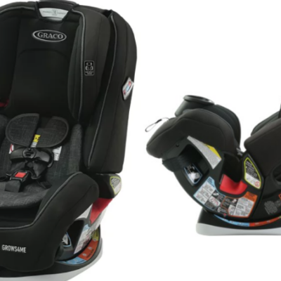 Graco Grows4Me 4-in-1 Convertible Car Seat 40% Off + Earn $45 in Store Cash!