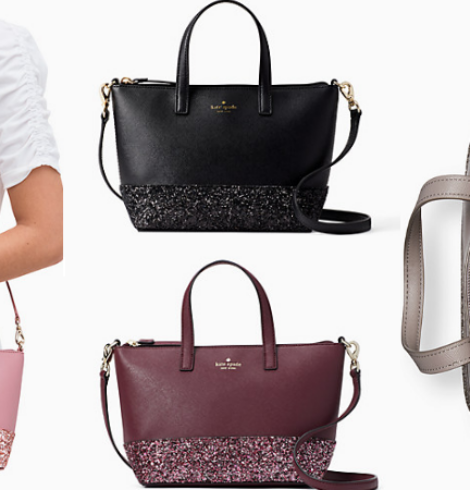 Kate Spade Staci Medium Satchel Only $89 (Regular $399)!