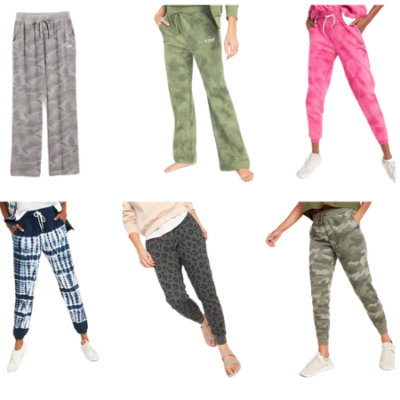 Old Navy Women's Sweatpants Only $12 (Regular $34.99) – Today Only!