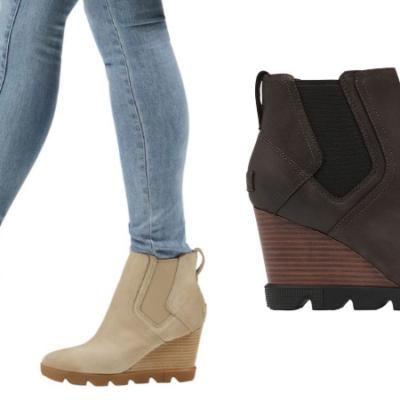 Sorel Joan Uptown Chelsea Boots Only $80!