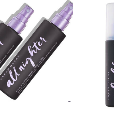 Urban Decay All Nighter Setting Spray and Prime Potions Deal!