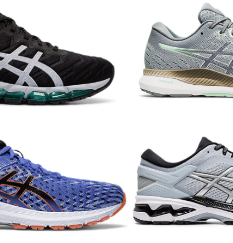 Extra 30% Off Already Reduced Asics – Today Only!