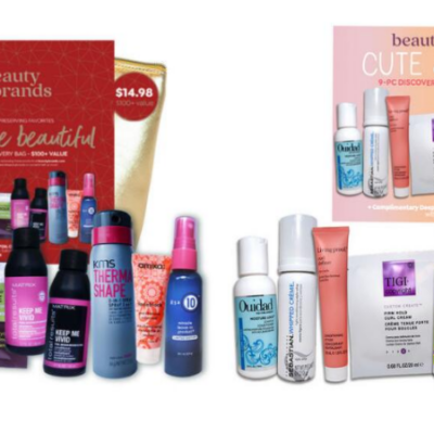 Beauty Brands Hair Discovery Boxes Only $9.98 (Valued at $38 – $100)!