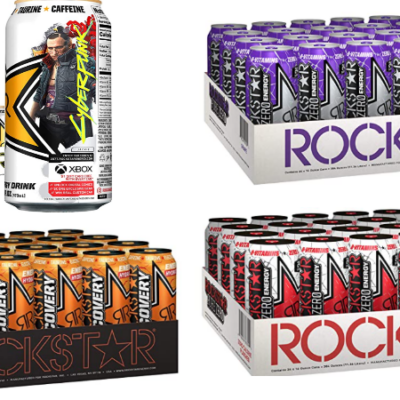 Rockstar Energy Drinks – Deals!