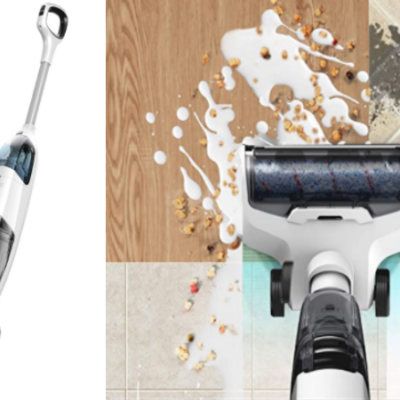 Tineco iFLOOR Cordless Wet Dry Vacuum Cleaner and Mop Deal!