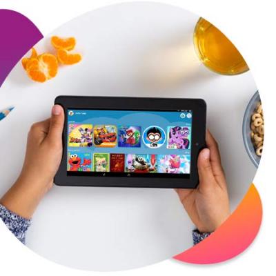 Amazon Kids+1 Year Family Plan 72% Off!