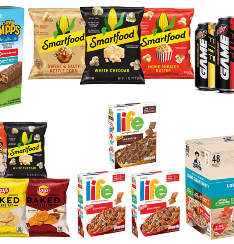 Deal of the Day – Save on Smartfood, Quaker, Game Fuel and More