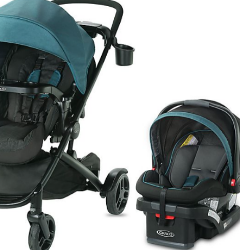 Graco Modes2Grow Travel System 50% Off + Extra 20% Off!