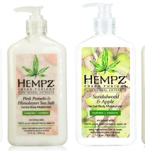 Hempz Natural Herbal Body Moisturizers Deals!