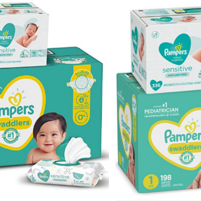 Pampers Bundles – New $25 Coupons!