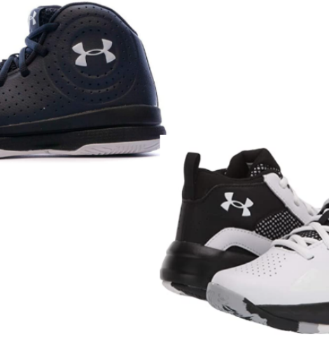 Under Armour Youth Shoes for Kids Deal!