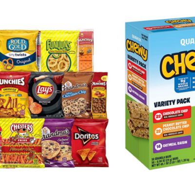 Save on Doritos, Lay's, Chewy, Cheetos and more! Today Only!