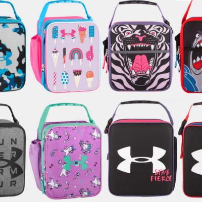 Under Armour Lunch Boxes Only $14.44 (Regular $28) + More!