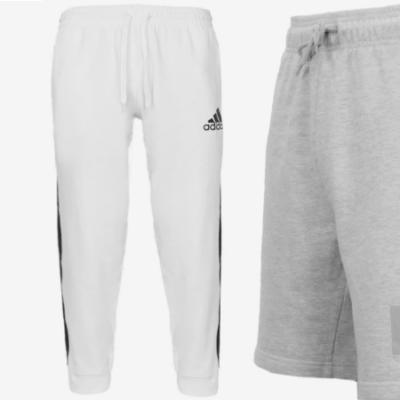 adidas Men's Fleece Joggers $24 (regular $50) – Shorts $14 (Regular $45)!