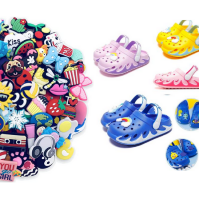 Kids Clog Water Shoes + Shoes Charms Deals and Codes!