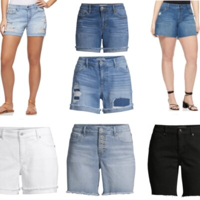 Sofia Jeans – Jean Shorts 2021 Review! Now Available in Sizes 0 – 28!