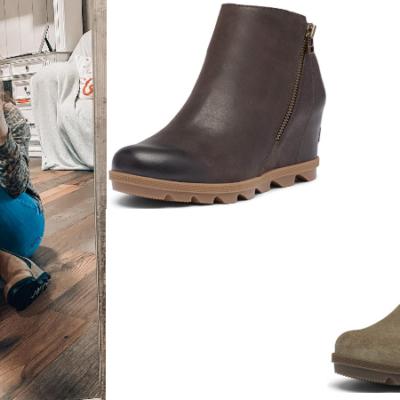 Sorel Women's Joan of Arctic Wedge Boots Deal!