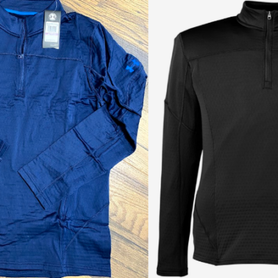 Under Armour Men's Spectra 1/4 Zip Pullover Only $34.99 (Regular $80)!