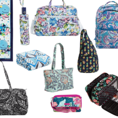 The Vera Bradley Online Outlet is Open – Save Over 70%!