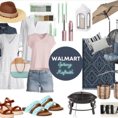 Spring Refresh – Your Best Fresh Restart with Walmart!