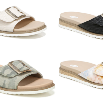 Dr. Scholl's Originalist 2 Slide Sandal Only $30 Shipped (Regular $65)!
