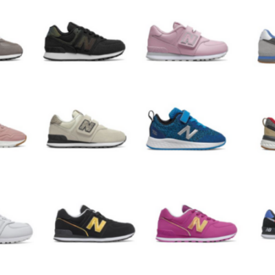 New Balance Shoes for Kids Only $25 Each wyb Two (Regular up to $64.99)!
