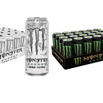 Monster Energy Drink 24 Pack – New $6.99 Coupon!