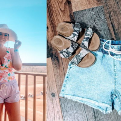 These $10 Pull-On Shorts from Walmart are Perfect for Summer!