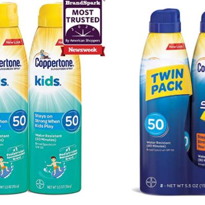 Coppertone Sunscreen Prime Day Deals!