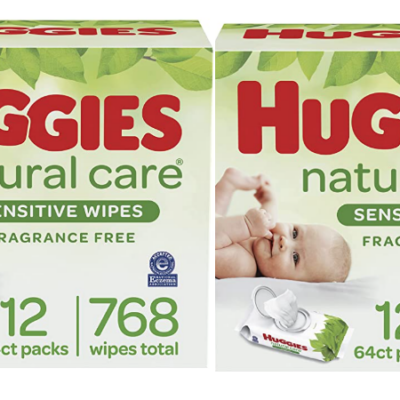Huggies Natural Care Baby Wipes Deals!