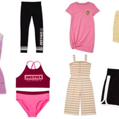 Justice Brand Clothing for Girls – Now at Walmart!
