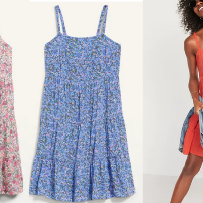 Old Navy Dresses Only $12 (Regular $34.99) – Today Only!