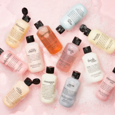 Philosophy 3-In-1 Shampoo, Shower Gel & Bubble Bath 12 Piece 6 oz. Collection Only $49 (or less)!