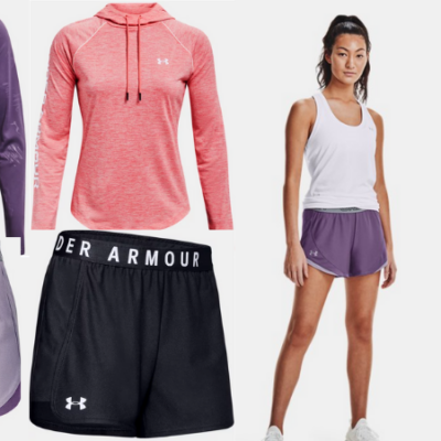 My Favorite Running Shorts – Under Armour Play Up Prime Day Deal!