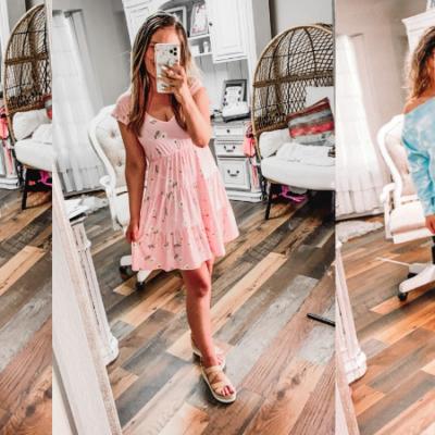 Walmart Wednesday Haul + $11 Dresses!
