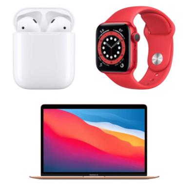 Apple Watch Series 6, MacBook and AirPod Deals!