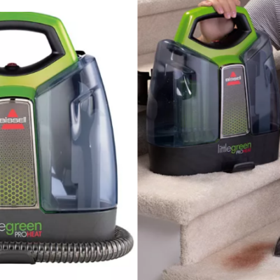 BISSELL Little Green ProHeat Carpet Cleaning Machine Deal!