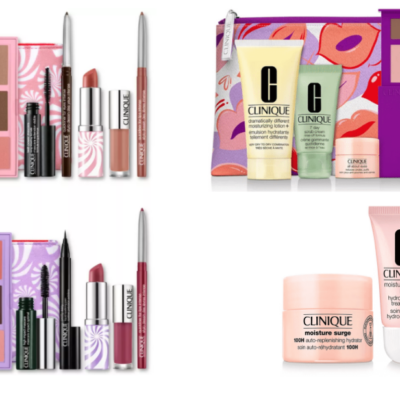 Over $385 in Clinique Products Only $59.08 Shipped!