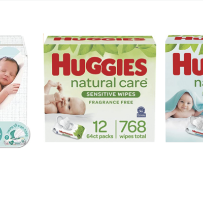 Huggies and Pampers Baby Wipes Deals!
