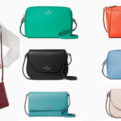 Kate Spade Crossbody Purses Only $59 Today Only!